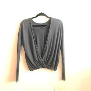Revolve LA Made Open Back Top